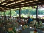 Bezdrev_Restaurace - letní terasa