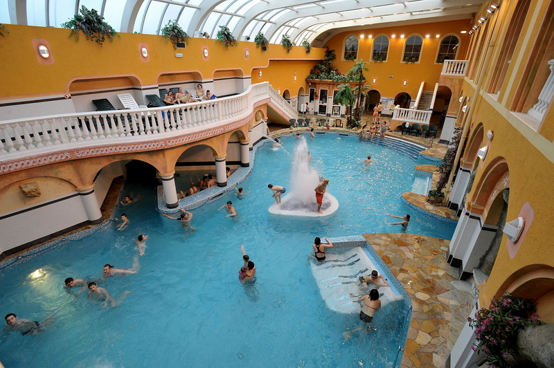 Aguapark Babylon Liberec