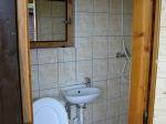 chata A - sociální zařízení WC a Sprcha