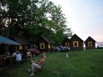 Campingleben, Action und Entspannung