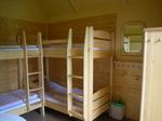 chalet B interier - kamp Bezdrev