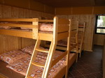 depandance interier - camp Bezdrev
