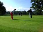 Golf - Hluboká nad Vltavou