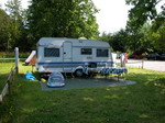 karavany - kemp Bezdrev