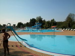 sommer swimming pool - Hluboká nad Vltavou