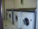 wasmachines en drogers - kamp Bezdrev