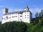 hrad Rožumberk
