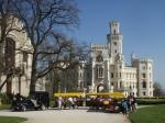Výletní vláček - Hluboká nad Vltavou
